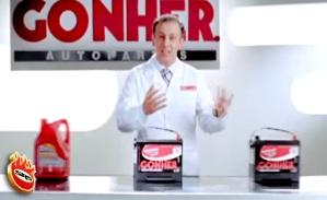 Al aire nuevo spot de Gonher creado por Sr.Smith