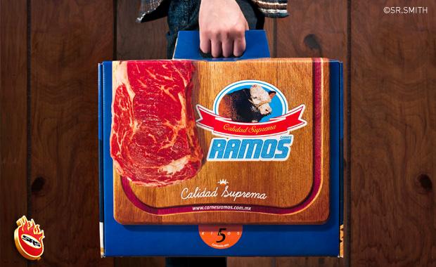 Carnes Ramos Y Sus Nuevos Empaques Made In Srs Elsrsmith