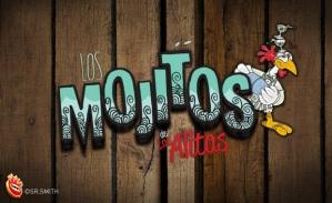 La imagen de los Mojitos de Las Alitas, creada en Sr.Smith