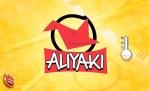 Basado en una figura de Origami, la imagen de la salsa 'Aliyaki'
