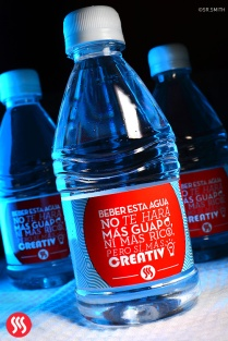 Las nuevas botellas de SmithWater!