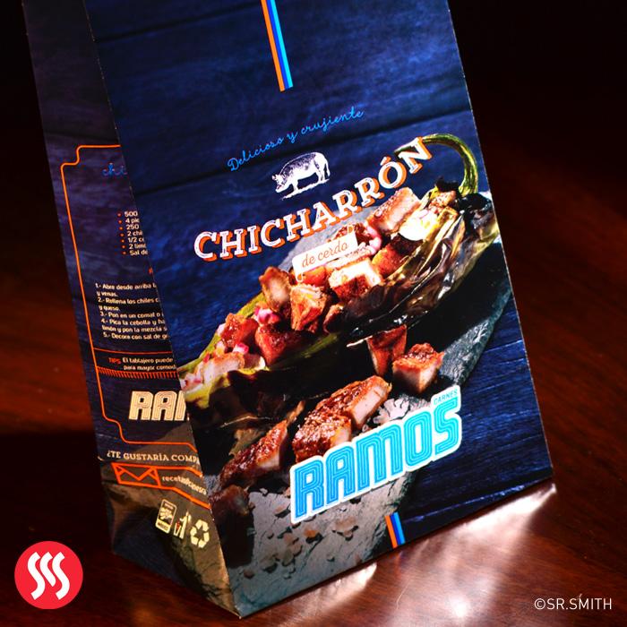 Los Deliciosos Chicharrones De Carnes Ramos De Estreno Elsrsmith
